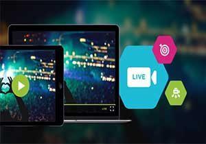خدمات پخش زنده اینترنتی رویدادها